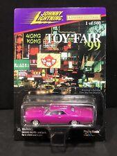 1999 Johnny Lightning Toy Fair Hong Kong 1967 Pontiac GTO Limited edition