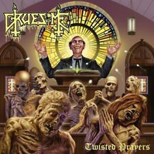 Gruesome - Twisted Prayers - CD - New