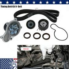 Timing Belt Kit Fits 02-09 Dodge Jeep Chrysler 2.4L DOHC W/Water Pump Kit
