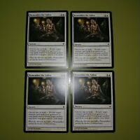 Remember the Fallen x4 New Phyrexia 4x MTG Magic the Gathering Playset