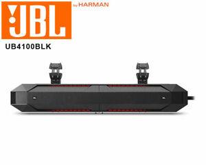 JBL UB4100 Marine Powersports Wake Tower Amplified Speakers Soundbar Bluetooth