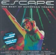 VARIOUS ARTISTS - ESCAPE: THE BEST OF EUROPEAN TRANCE USED - VERY GOOD CD