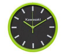 KAWASAKI 186spm0013 Original Grand Horloge murale de cuisine Hobby Wall vert