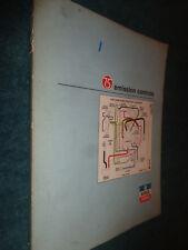1975 Plymouth Chrysler Dodge Car / Truck Emissions Shop Manual / Original Book