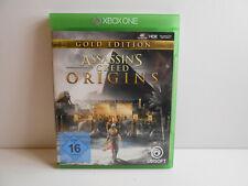 Assassin's Creed Origins Gold Edition para Microsoft Xbox One
