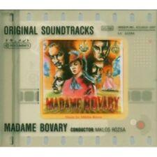 OST / Soundtrack - Madame Bovary MIKLOS ROZSA CD NEU