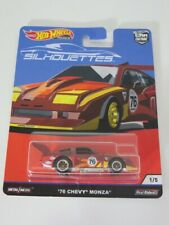 Hot Wheels 1:64 Silhouettes - Chevrolet Monza 1976 Brand new