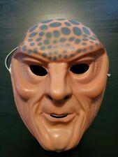 Vintage Babylon 5 G'Kar Halloween Mask 1994 Rubies Costume