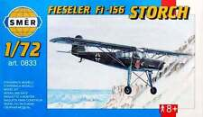 FIESELER FI 156 STORCH/MORANE MS 500 criquet (Vietnam & CROATA AF MKGS) 1/72 SMER