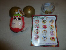 New Surprizamals Hollie Hedgehog Limited Ultra Rare Christmas Holiday Series 2