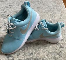 Nike Womens Roshe Run One Blue Size 8 US