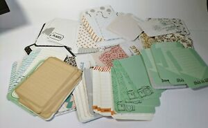 Project Life journaling cards - random selection of 50 cards. Becky Higgins.