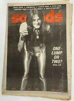 Sounds Music Magazine December 13  1980 Saxon Duran Duran Positive Noise