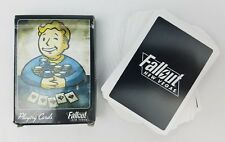 Original Fallout New Vegas Collectible Promo Promotional Playing Cards Bethesda