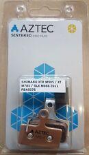 Aztec Sintered Disc Brake Pads - Shimano SLX / XT / XTR