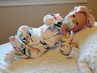 """""""Brooklyn Awake""""  Reborn Realborn Doll by Bountiful Baby with COA"""