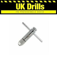 RATCHET TAP WRENCH, HOLDER FOR USE WITH HSS HAND TAPS/SETS, M3 - M10 & M5 - M12