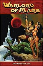 Warlord of Mars Omnibus Volume 1...(1st Edit, 1st Print)...New Softcover