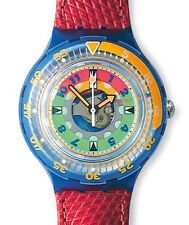 Swatch Scuba 200 Lobster SDN118 Neu Ovp