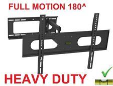 Full Motion TV Wall-Mount Bracket for LED LCD TV's 32 40 42 46 48 50 55 60 65 70
