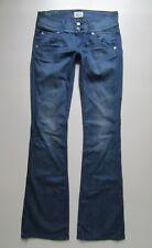 HUDSON Petite Signature Boot Cut Low Rise Jean, Medium Wash - Size 24 x 33