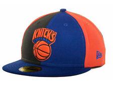 New York Knicks New Era 59FIFTY NBA Hardwood Classics Men's Cap Hat - Size 7 3/4