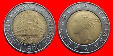 500 LIRAS 1996-ESTADISTICA  ITALIA-23501