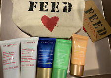 NEW Clarins 6 Pieces Skin Care Gift Set (Travel Size)