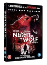 Night of the Wolf: Late Phases (DVD, 2014) Werewolf Horror NEW SEALED PAL R2