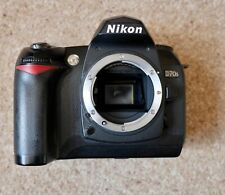 Nikon  D70s 6.1MP Digital SLR Camera - BODY ONLY -  shutter count 15970