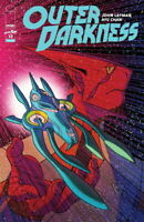 OUTER DARKNESS #12 IMAGE COMICS COVER A 2019 1ST PRINT LAYMAN
