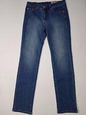 V Cristina Embellished Cotton Stretch Ladies Jeans Size 8 EUC