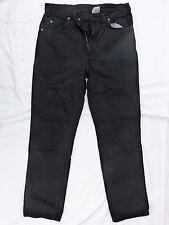 LEVI'S Noir 619 Jeans en excellent état W34 L32