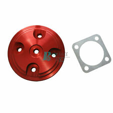 Cylinder Head Cover + Gasket For 66cc 80cc 2-Stroke Engine Motorized Bicycle