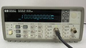 Agilent HP 53131A 225 MHz Universal Counter