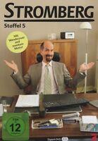 "STROMBERG  ""STAFFEL 5"" 2 DVD TV SERIE COMEDY NEUWARE"