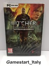 THE WITCHER 2 ENHANCED EDITION - PC GAME - NUOVO SIGILLATO NEW SEALED