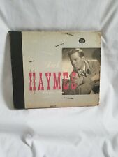 Dick Haymes Souvenir Album Decca Records Vinyl Lp