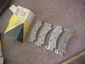 NOS 71 72 73 74 75 76 77 78 DODGE PLYMOUTH Mopar cuda Challenger disc brake pads