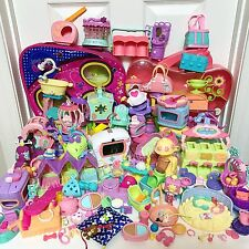Littlest Pet Shop * 8 PC Random Surprise Lot * LPS ACCESSORIES & Gift Bag