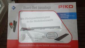 Piko 57178  H0 HO Startset Railjet ÖBB mit Bettungsgleis  neu