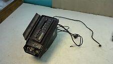 1989 BMW K100LT K100 LT S468. AM FM radio cassette player wiring and controls