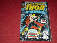 [BD COMICS MARVEL USA] THOR (The Mighty) # 450 - 1992 Super-Sized 450 Issue