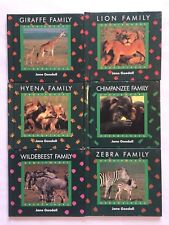 Jane Goodall Animal Series books