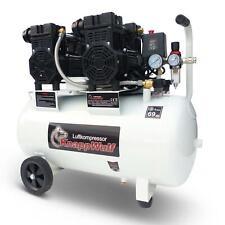 KnappWulf Flüster Kompressor KW2070 Luftkompressor 70L Silent Airbrush 69dB