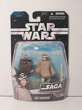 STAR WARS Saga Collection 036 LUKE SKYWALKER Action Figure + Hologram 2006 NEW