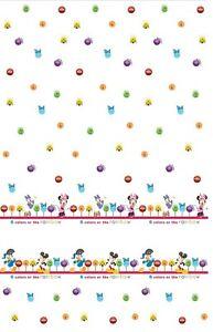 Disney Mickey Mouse 1 Piece Einzel-Fertig-Gardine Tab Top 114 3/16x55 1/8in