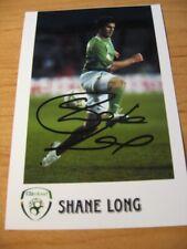 # Shane Long - Republic of Ireland - SIGNED PHOTO- GB