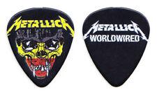 Metallica Hardwired...To Self-Destruct Germany Skull Promo Guitar Pick - 2017