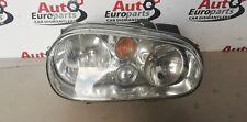 Volkswagen Golf 2003 1.9TDI Headlight - Driver 1J2941016A